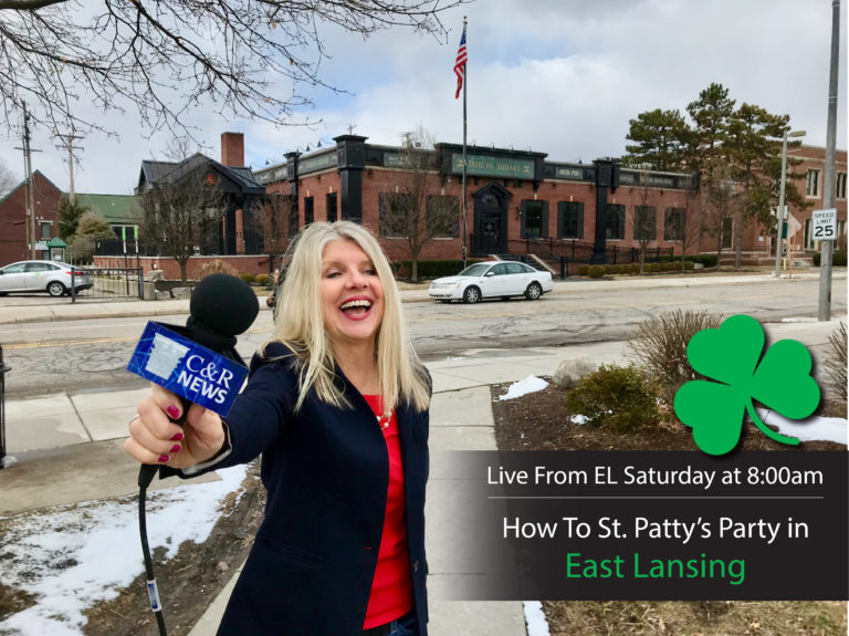 East Lansing St. Patty's Day Broadcast