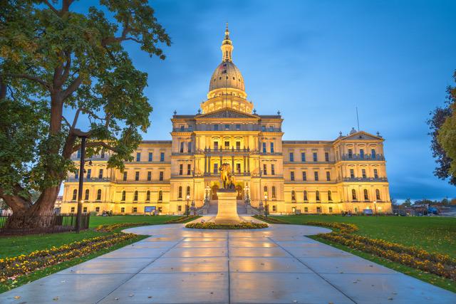 MI State Capitol